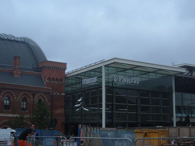 Estación St Pancras