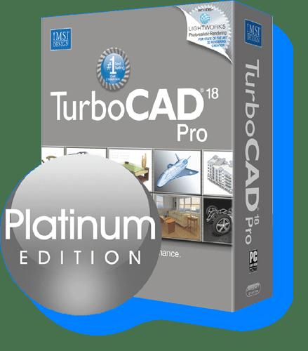 TurboCAD Pro Platinum 18.2 x86