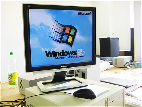 Windows 95 by davidak, on Flickr
