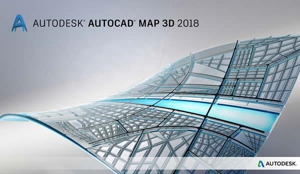 Autodesk AutoCAD Map 3D 2018