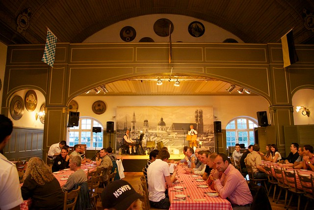 bavarian beer hall, is munich better than berlin, things to do in munich