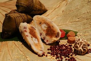 Salty Pork Rice Dumpling