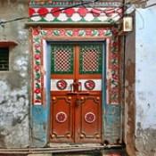 India - Uttar Pradesh - Mathura - Streetlife - 105.