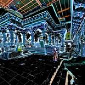 India - Uttar Pradesh - Mathura - Dwarkadheesh Temple - 7b.