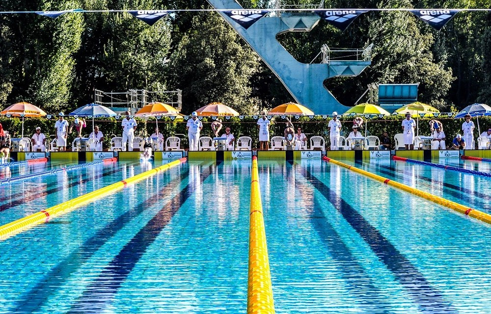 Corsia Master, 23° Firenze International Meeting: swim & fun!