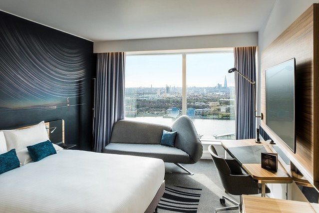 Novotel London Canary Wharf - 9057
