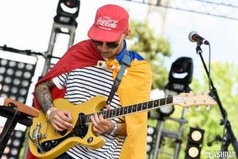 Foreign Air @ Shaky Knees Music Festival, Atlanta GA 2017