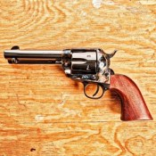 Here is the #emf by #pietta #1873 #greatwestern #357magnum #revolver #singleactionshootingsociety #sass #wheelgun #cowboyactionshooting available at @aegistactical @premium_guns