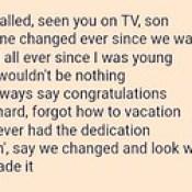 #congratulations Post Malone #strick  #talk