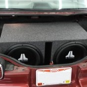 Chevy Caprice with Kenwood & JL Audio