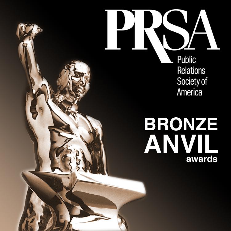 PRSA_Bronze Anvil Award