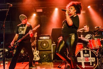 The BellRays at Baltimore Soundstage in Baltimore, MD on May 9th, 2017