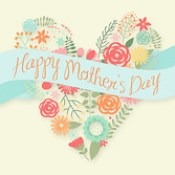free printable mothers day card.