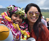 """The University of Hawaii–West Oahu celebrated spring 2017 commencement on Saturday, May 6, 2017 at the Courtyard.  View more photos on the UH West Oahu Flickr site at <a href=""""https://www.flickr.com/photos/uhwestoahu/sets/72157680394460194/"""">www.flickr.com/photos/uhwestoahu/sets/72157680394460194/</a>"""