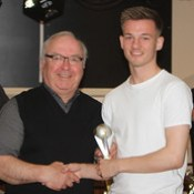 Presentation Young Player of the Year - Kyle Patton