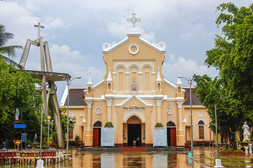 kirke i Can Tho