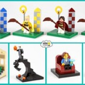 Minifigs.me Minifigure Display Stands