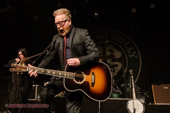 Flogging Molly + The White Buffalo + Dylan Walshe @ The Commodore Ballroom - May 7th 2017