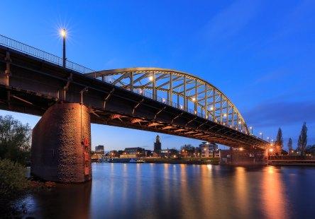 John Frost Rijnbrug @Arnhem Vitesse 125 jaar