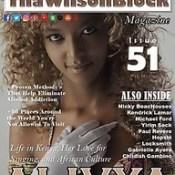 ThaWilsonBlock Magazine Issue51 featuring @alivyafromkenya  #Singer ALIVYA #talks #Life in #Kenya, Her #Love for #Singing, & #African #Culture + Nicky BeacHouses + Kendrick Lamar + #Hopsin + Michael Ford + #Locksmith + @Gabrielle Ayers + Childish Gambino