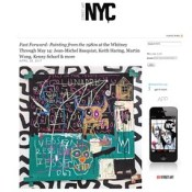 Basquiat at the Whitney