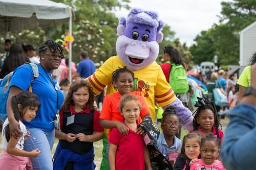 Festival at Park Circle
