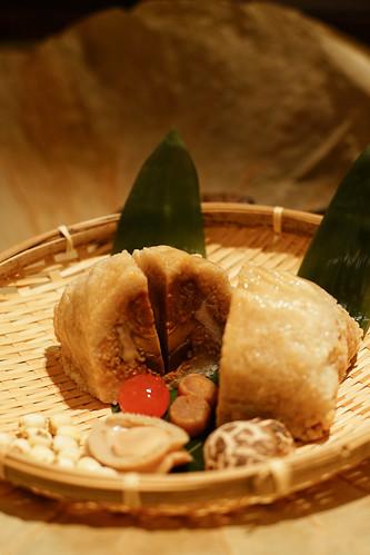 Abalone Rice Dumpling