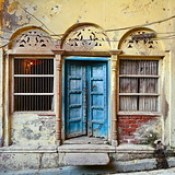 India - Uttar Pradesh - Mathura - Streetlife - 104.