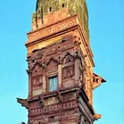 India - Uttar Pradesh - Mathura - Sati Burj - 14.
