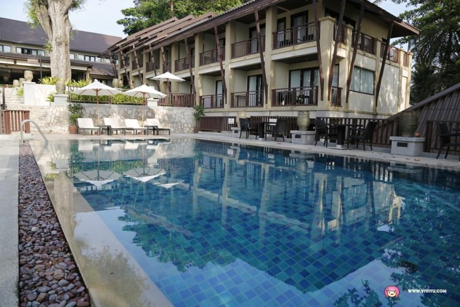 [泰國.住宿]查武恩蘇梅島帝王度假村 (Impiana Resort Chaweng Noi Koh Samui)~在Chaweng Noi海灘旁交通便利.有專屬沙灘與游泳池 @VIVIYU小世界