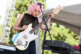 Lo Moon @ Shaky Knees Music Festival, Atlanta GA 2017
