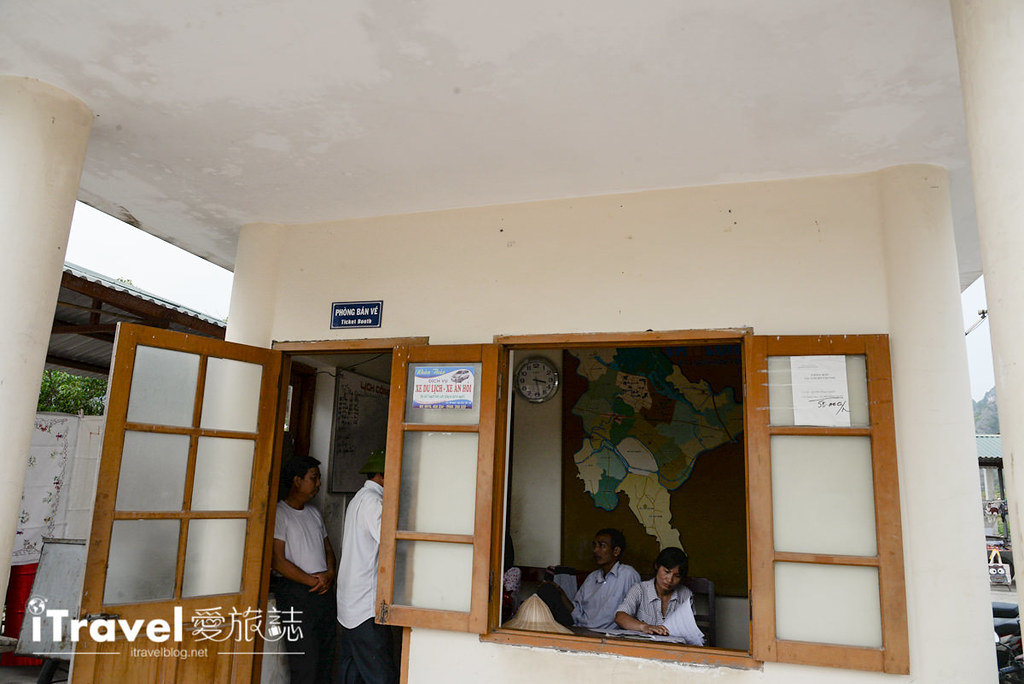 越南宁平游船 Van Long Nature Reserve (4)