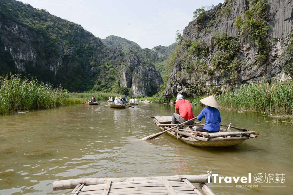 越南宁平游船 Van Long Nature Reserve (21)