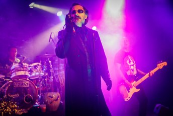 The Damned at Baltimore Soundstage in Baltimore, MD on May 9th, 2017
