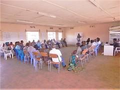 Lancement officiel des activités de CERC 01 Mai