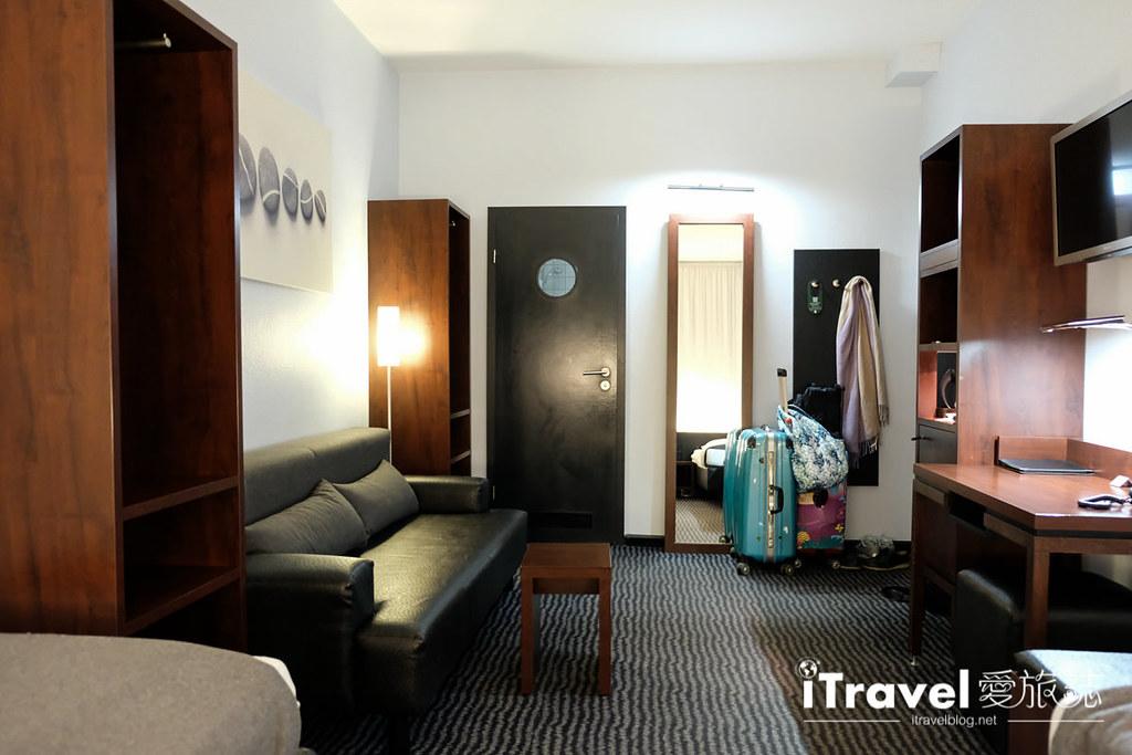 法兰克福康科德酒店 Hotel Concorde in Frankfurt (17)