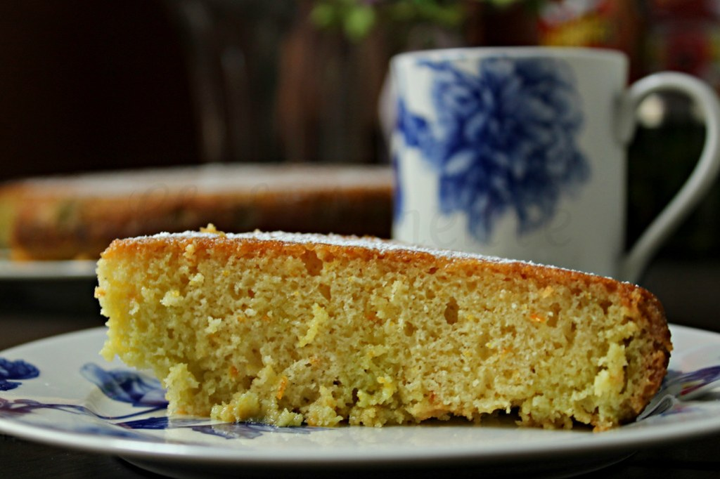 Italian Orange Cake -edit