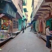 India - Uttar Pradesh - Mathura - Streetlife - 110.