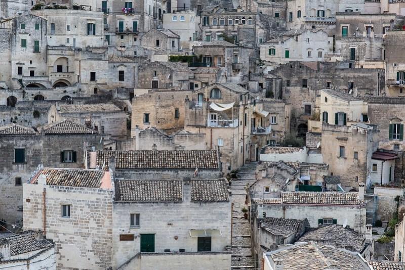 Sasso Caveoso in Matera