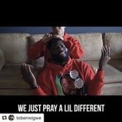 @tobenwigwe killin it. ・・・ Swipe ⬅️ at your own risk 🔥🔥🔥 Mask Off/ Free Smoke Flow  Pt. 1-3 #getTWISTEDsundays #maskoff by @future and #freeSMOKE by @champagnepapi s/o to @mosesbread72 & @pelepels For the @blacksanta72 Gear!! GET
