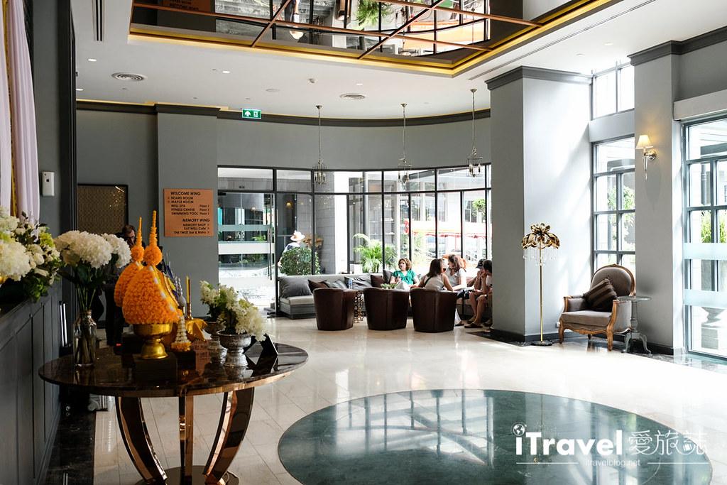 曼谷酒店推荐 Well Hotel Bangkok (4)