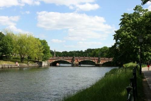 Die Lutherbrücke