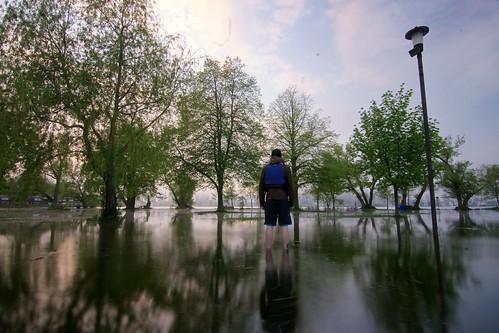 Toronto Islands Flooded Danny Williams @braziliandanny 93