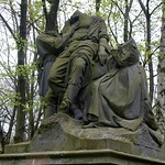 "10. ""Der verwundete Krieger"" im Berliner Tiergarten"