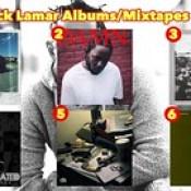 Kendrick Lamar Albums/Mixtapes Ranked