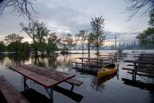 Toronto Islands Flooded Danny Williams @braziliandanny 107