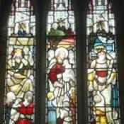 [51535] Tealby : Louis Charles Tennyson d'Eyncourt Window