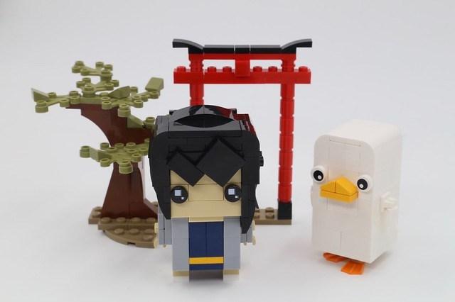 Gintama brickheadz