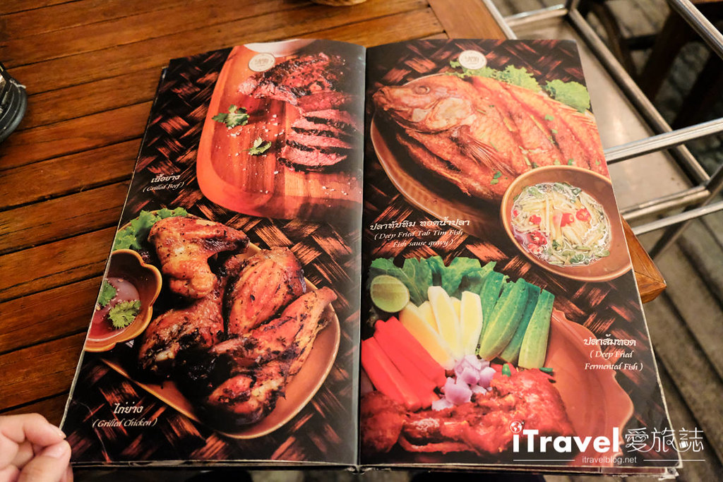 曼谷河岸美食餐厅 Larb Loi at Yodpiman River Walk (10)