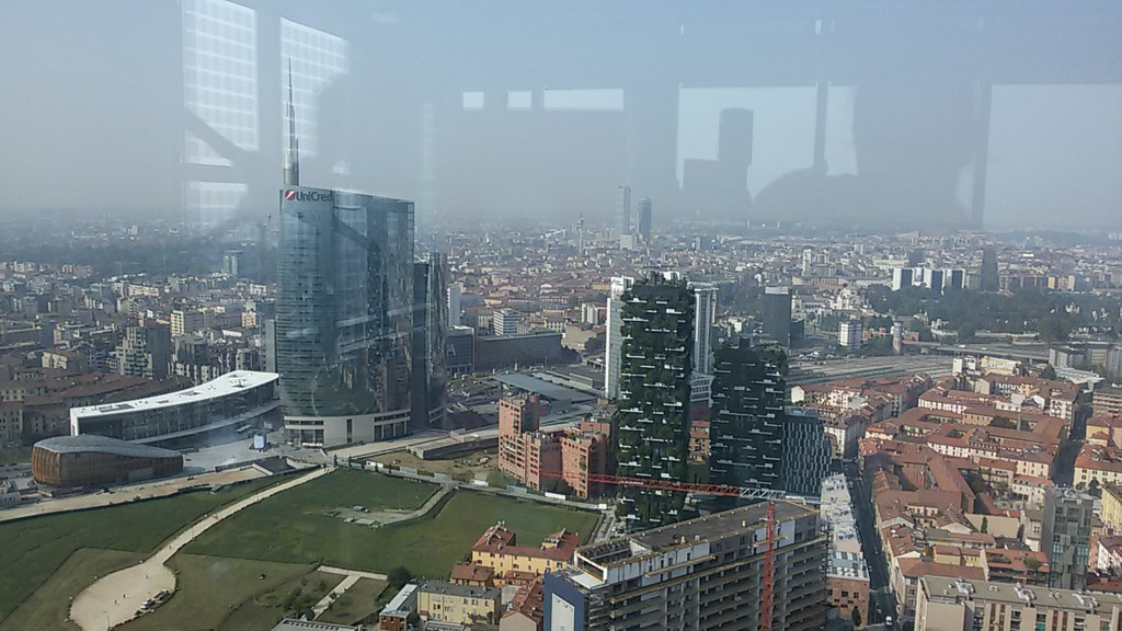 Torre Regione Lombardia